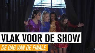 #44 WOW! DIT IS DE GREENROOM 🤩| JUNIOR SONGFESTIVAL 2020 🇳🇱