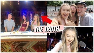 WHAT IS IT REALLY LIKE AT THE X factor? MY EXPERIENCE 2018..