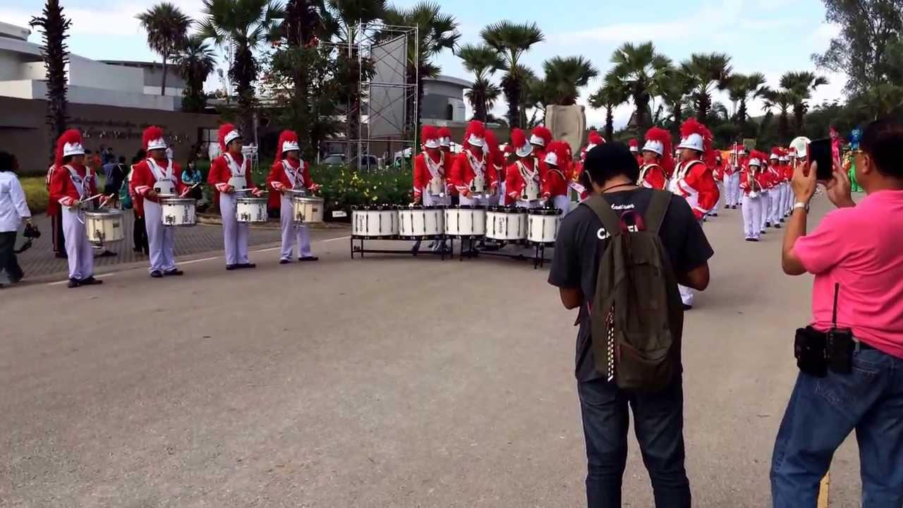 Download BWS BAND Bunyawat Witthayalai School Marching band 2013