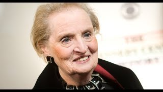 Madeleine Albright: First Female Secretary of State