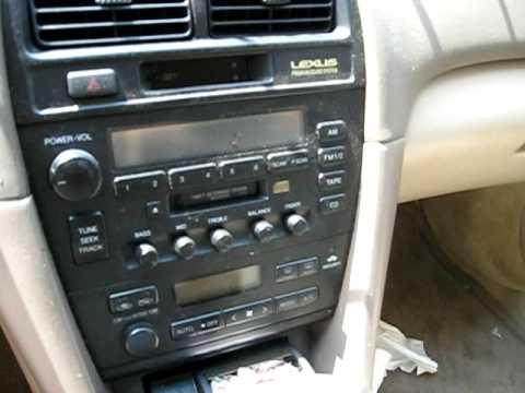 Parting Out 1998 Lexus ES300 090525