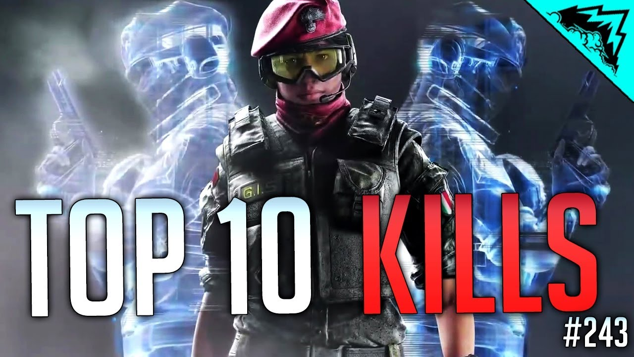 YOU WON'T - Top 10 Rainbow Six Siege Kills & Plays (WBCW #243)