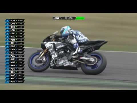 Fsbk - Albi : Superbike / Course 1