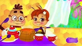 Vulpea Artistã – Cântece Pentru Copii în Limba Română – Desene Animate – Cu Dragoste Pentru Copii