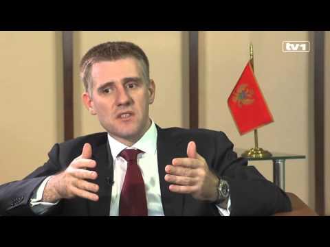 Intervju TV1: Igor Lukšić, ministar vanjskih poslova Crne Gore
