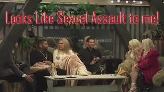 Ginuwine REFUSED to kiss a TRANSWOMAN on Live TV