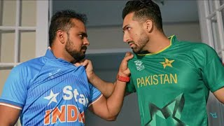 Pakistan Vs India | Sham Idrees