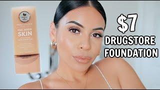 NEW $7 DRUGSTORE FOUNDATION  P…