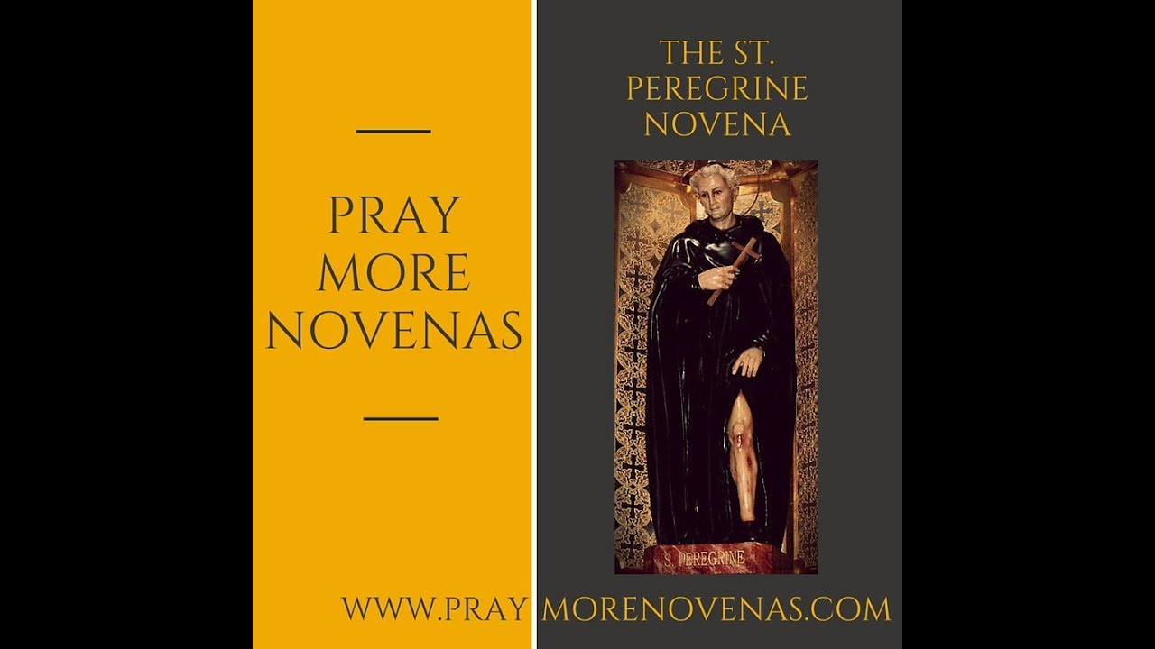 Day 3 - The St  Peregrine Novena | 2018
