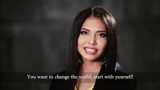 KAZAKHSTAN, Gulbanu AZIMKHAN - Contestant Introduction (Miss World 2017)