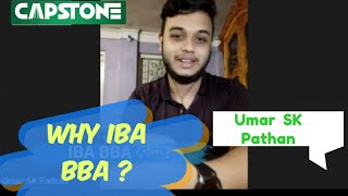 Journey to IBA BBA