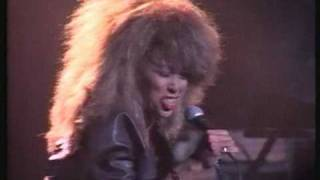Watch Tina Turner Back Where You Started video