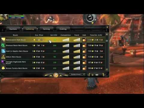 Tycoon gold addon from manaview review.