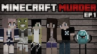 THE USUAL SUSPECTS | MINECRAFT MURDER #1 | Minecraft Mini-game