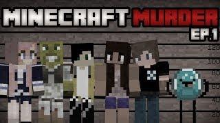 THE USUAL SUSPECTS   MINECRAFT MURDER #1   Minecraft Mini-game