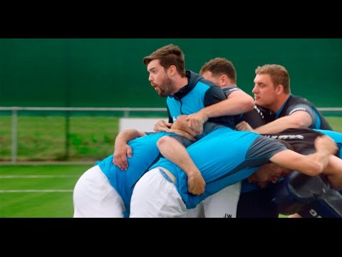 Samsung | School of Rugby with Jack Whitehall: Power