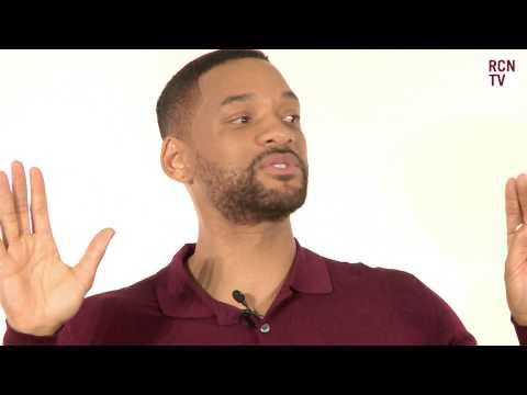 Will Smith Interview - Nelson Mandela & South Africa
