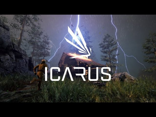 Icarus 🌿 Jetzt wirds stürmisch #01 [Lets Play | Gameplay Deutsch]