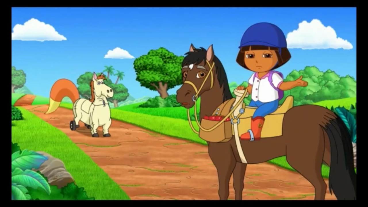 Download Dora The Explorer Swiper Disguises Himself - Dora and boots