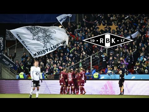 Rosenborg vs Kristiansund (2-2) highlights 2018