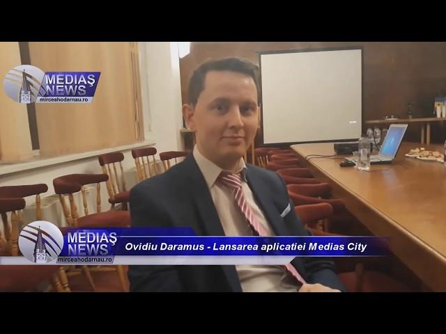 Medias City app - Ovidiu Daramus