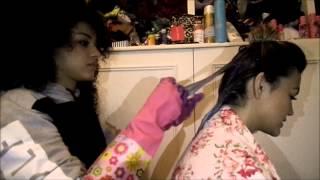 Shereen Dyes Asami