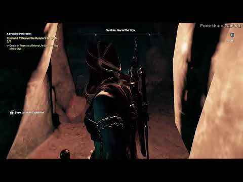 Assassin's Creed Odyssey - The Fate Of Atlantis Episode 1 - Sunken Jaw Of The Styx