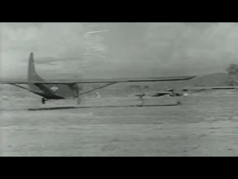 Project 9 - The making of the 1st Air Commando's in World War II
