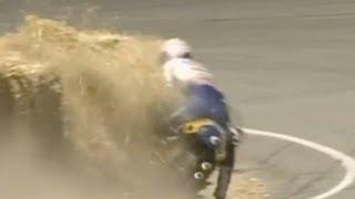 """Le Cheval de fer - les """"trompes la mort"""" des GP moto des années 70. La bande annonce du DVD !"""