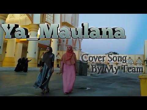 YA MAULANA - SABYAN (Cover Song By Ulfi & Mevia)