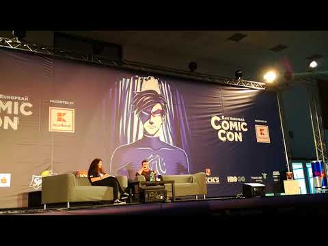 Daniel Gillies Eastern European Comic Con 2018 Panel Part 22