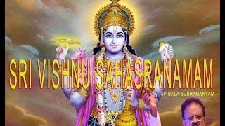 Vishnu sahasranamam  S P Balasubramanyam | vishnu sahasranamam ms subbulakshmi