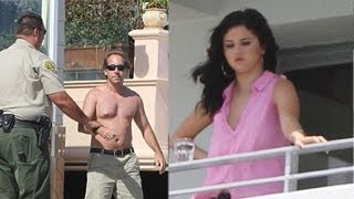 Selena gomez recently faced some problem when a trespasser broken in to her house while she was there. police arrested him later. should justin bieber move i...
