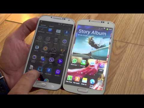 Tinhte.vn - Galaxy S4 nhái và Galaxy S4 thật