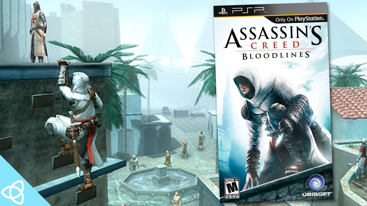 Assassin S Creed Bloodlines Psp Gameplay Demakes 11 Youtube