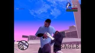 GTA:SA | Weapons + Effects + Timecyc + Download Link By: WillyG