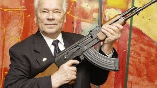 Evolution of the Russian AK-47 : 1942 to Present