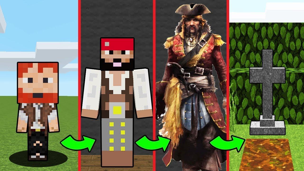 подробно пират в майнкрафт постройка выше является одной