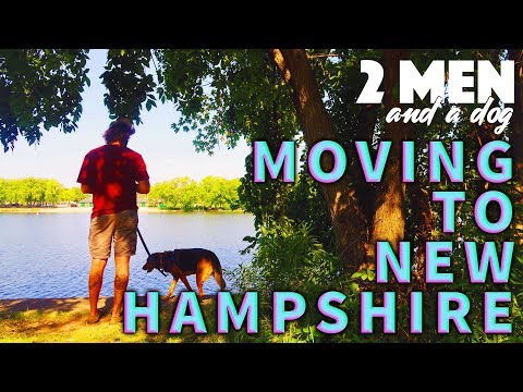 MOVING TO NEW HAMPSHIRE || PERSONAL