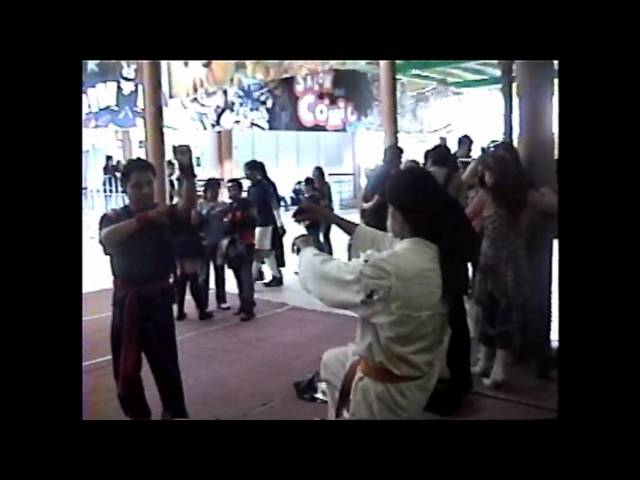frutis mania video 116- tnt especial 01,  una pelea entre karatekas Videos De Viajes