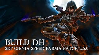 diablo 3 pl build dh set cienia patch 2 5 0 speed farma u13 gr y 75
