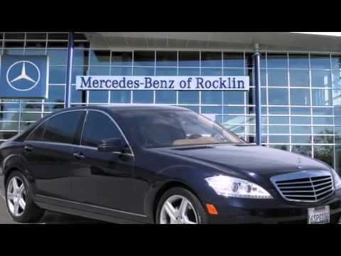 Used 2011 Mercedes Benz S550 Rocklin CA 95677