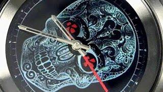 Это умные часы с умными механическими стрелками.