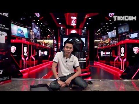 เปิดแล้ว MSI Shop by J.I.B. Computer Group พันทิพย์ ประตูน้ำ เพื่อสาวก MSI ตัวจริง พาชม by ThxCom