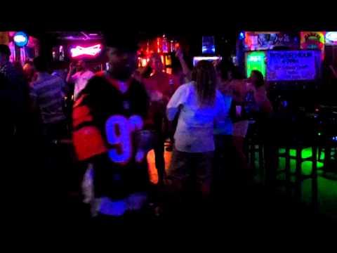 Booty Shaking Bartender at Market Street Saloon in North Charleston SC