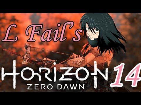 L Fail's: Horizon Zero Dawn 14 1.14 - Carja See What I'm Sayin'? [BLIND]