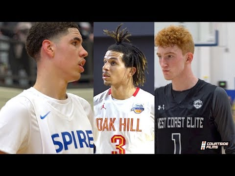 Who Is The Best Senior Guard In The Nation?!? MELO, NICO, COLE and more!