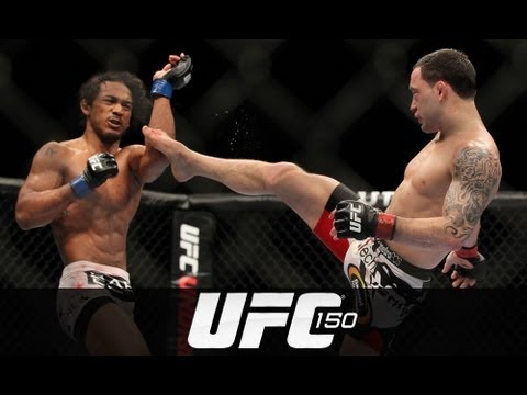 UFC 150: Henderson vs Edgar II - Extended Preview