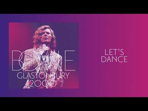 David Bowie - Let's Dance, Live at Glastonbury 2000 (Official Audio) Mp3
