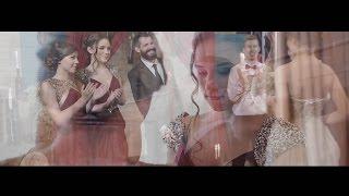 Amour en français: Misha & Dasha